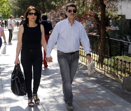 Raquel Sánchez Silva declara de nuevo en el caso de la muerte de su marido Mario Biondo