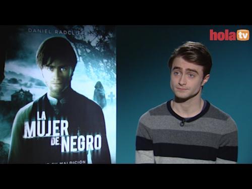 Daniel Radcliffe deja atrás a Harry Potter y se adentra en el cine de terror con 'La mujer de negro'