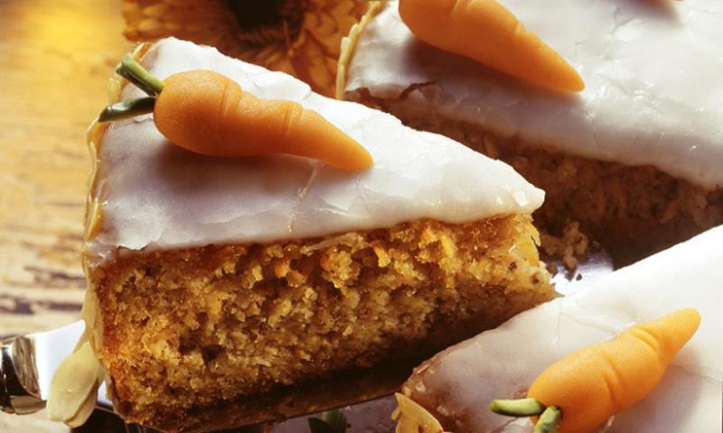 'Cupcakes' y zanahoria, la combinación perfecta