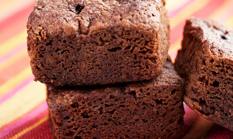 El brownie de chocolate perfecto, paso a paso
