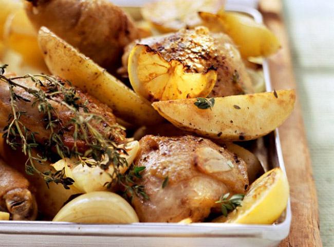 Pollo al ajillo con cerveza: una de las recetas más sabrosas