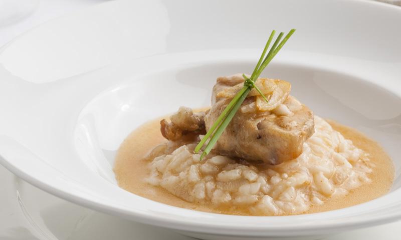 Adéntrate en la cocina exótica: arroz con pollo y leche de coco
