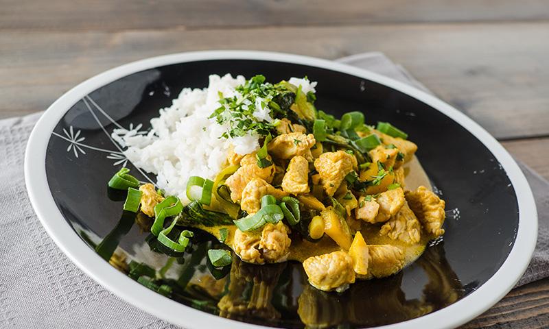 Ap Ntate A La Cocina Tailandesa Con Esta Receta De Pollo