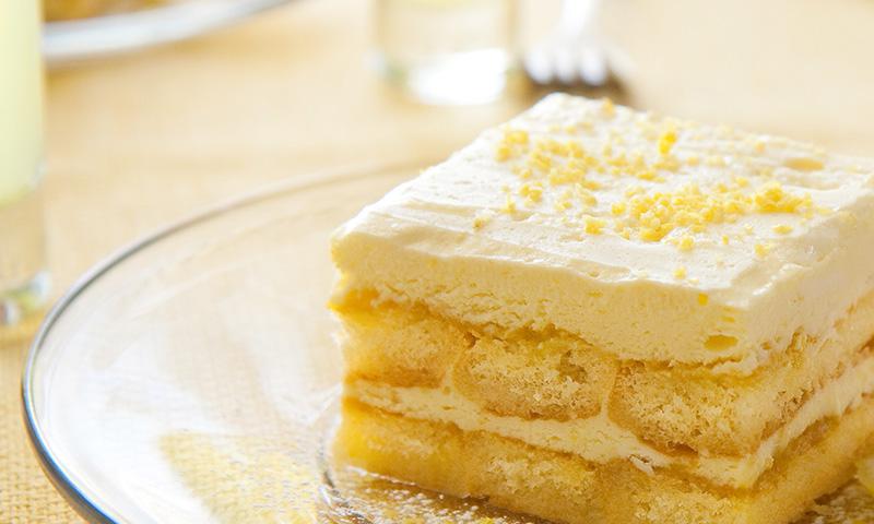 Un toque asiático en tu cocina: bizcocho de limón y jengibre