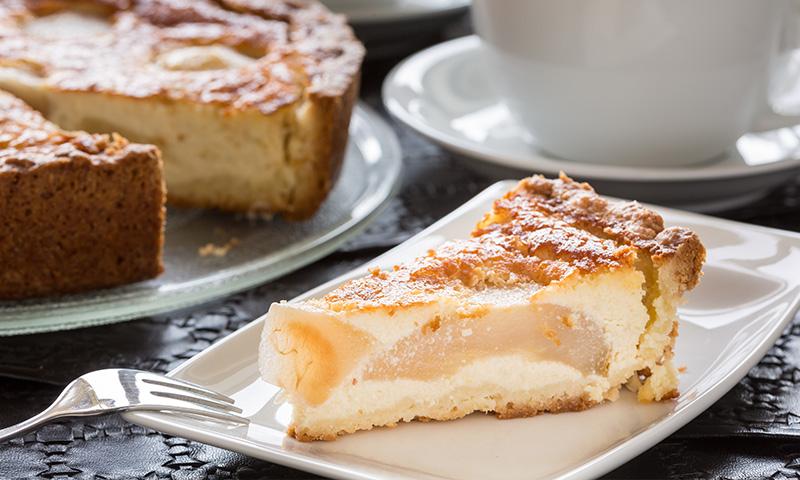 Receta thermomix tarta de queso con peras en alm bar - Alternativas thermomix ...