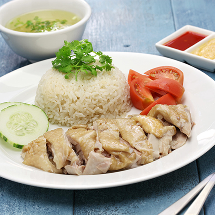 Descubre cómo elaborar pollo con arroz de Hainan 07126cac5601