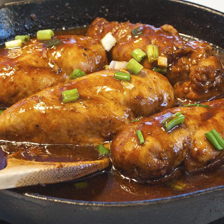 Tipos de salsa para elaborar un exquisito pollo al horno