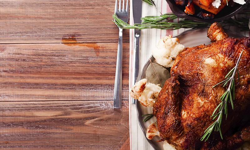C mo conseguir que el pollo al horno est jugoso y con la - Como cocinar pollo al horno ...