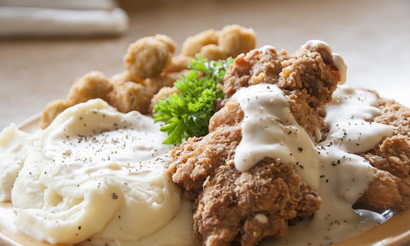 Receta paso a paso: pollo en salsa blanca