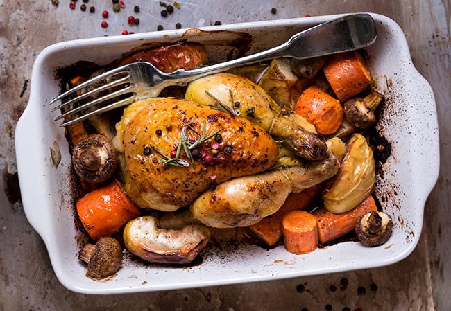 Maneras de cocinar pollo al horno interesting pollo for Maneras de cocinar pollo