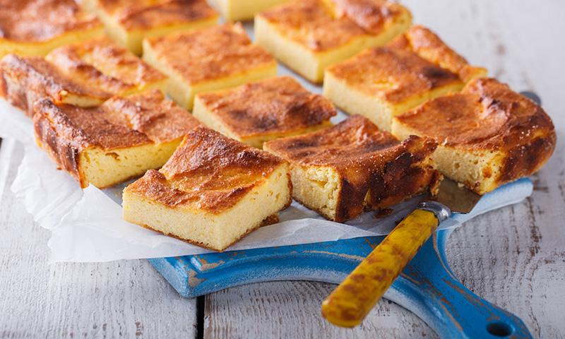 Tarta de queso al horno a la gallega, ¡disfrútala!