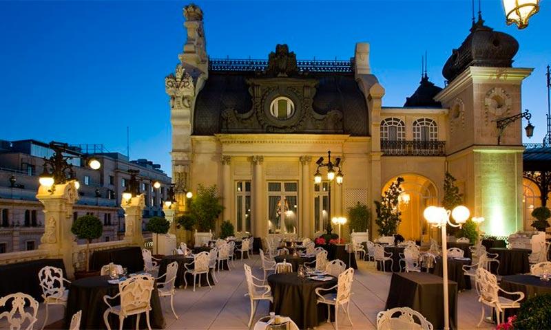 Precios Restuarante Casino De Madrid
