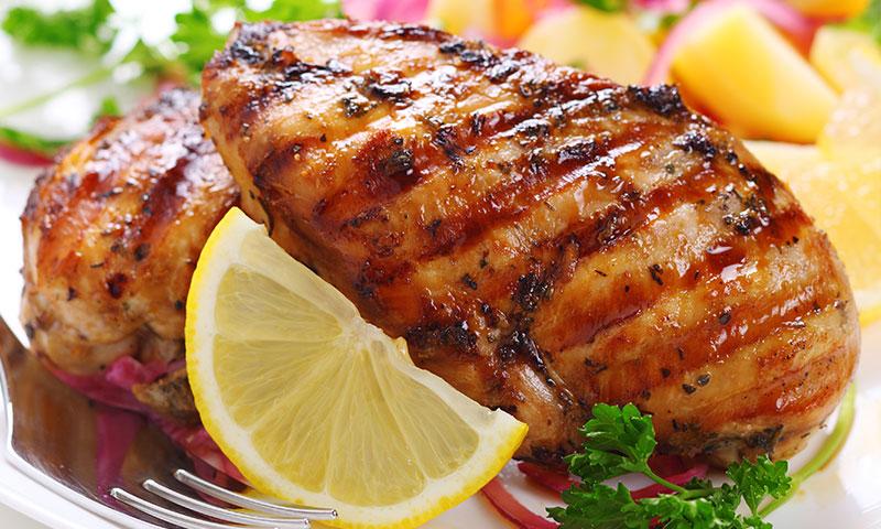 Pollo al lim n con patatas una receta sencilla y for Platos faciles de cocinar