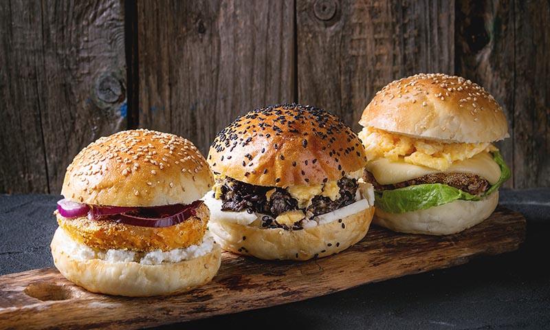 Resultado de imagen de hamburguesas