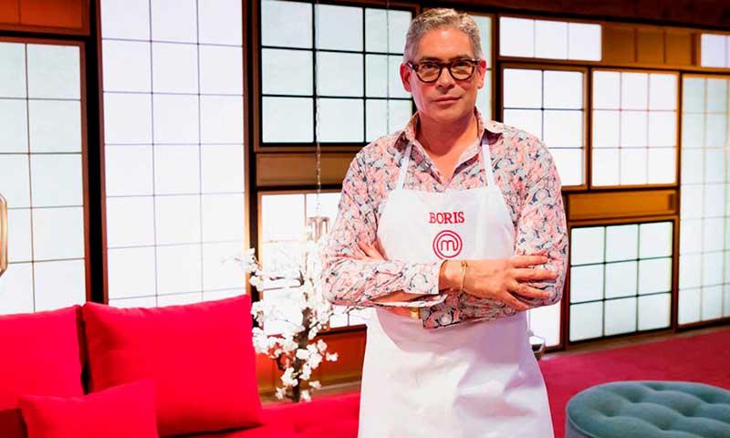 Boris Izaguirre abandona las cocinas de 'MasterChef Celebrity'