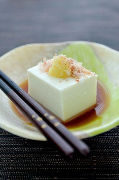 El tofu: muchas proteínas, pocas calorías