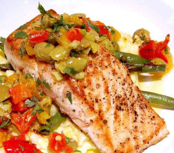 Trucos para cocinar un delicioso pescado a la plancha for Cocinar pez espada a la plancha