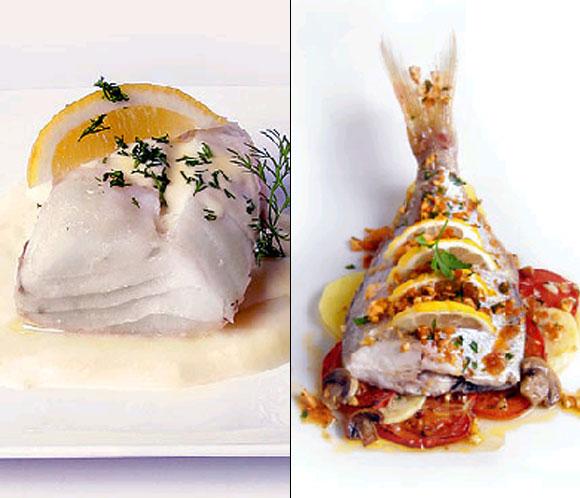 Un sabroso pescado al horno consejos para prepararlo - Platos gourmet con pescado ...