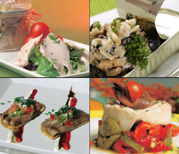 Recetas de cocina con conservas de pescado