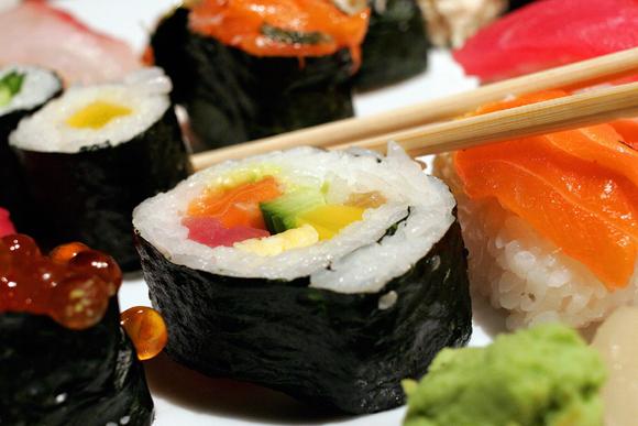 Sushi sashimi nori miso sabes qu es qu en la cocina japonesa - Grado medio cocina y gastronomia ...