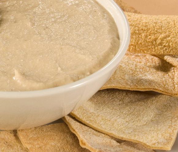 El 'hummus', un aperitivo sano, nutritivo y muy sencillo de preparar