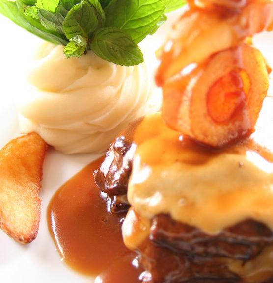 Pur deliciosa guarnici n para los platos de carne o pescado for Platos para