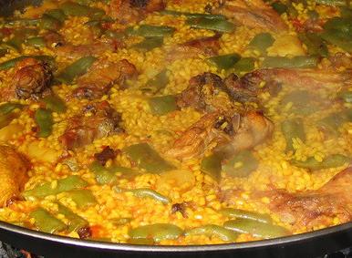Paella fideu horchata qu receta valenciana te gusta m s - Curso cocina valencia ...