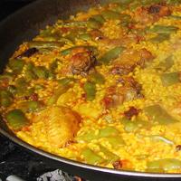 Paella fideu horchata qu receta valenciana te - Curso cocina valencia ...