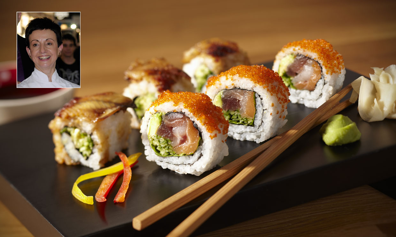 Carme Ruscalleda, pasión por la cocina 'japo'