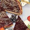 Repostería: tarta de queso y frambuesa, en cinco sencillos pasos
