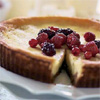 Postres: tarta de queso, en tres versiones