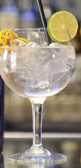 Cinco pasos para un gin tonic 'diez'