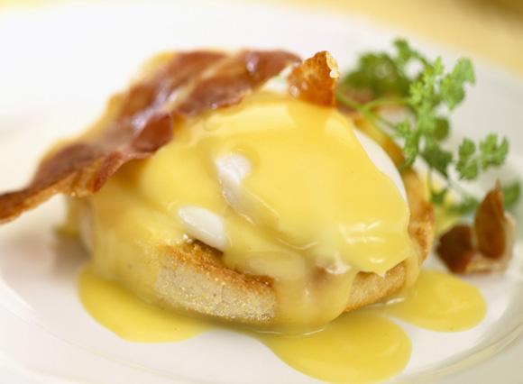 Hora de desayunar: huevos 'benedictine', paso a paso