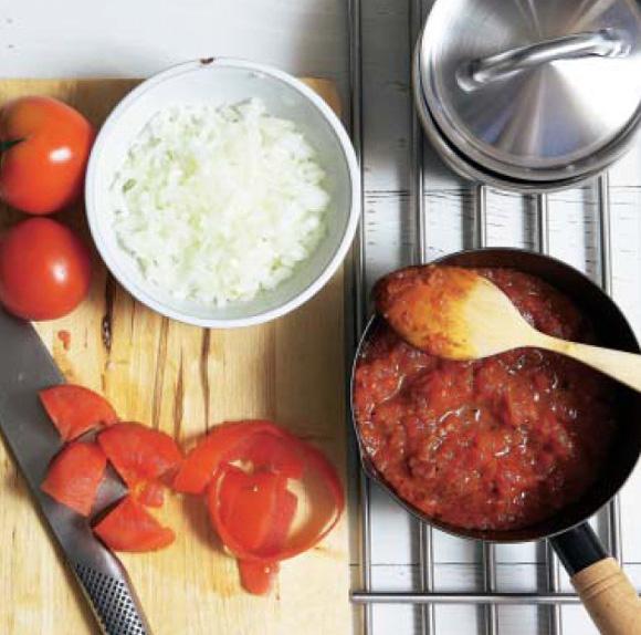 Cocina f cil cuatro guarniciones a base de tomate - Videos de cocina facil ...