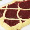 Cocina fácil: tarta de frambuesa, en cinco pasos