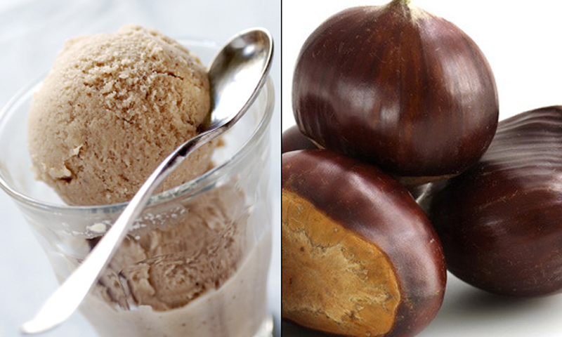 Tres recetas fáciles con sabor a castañas