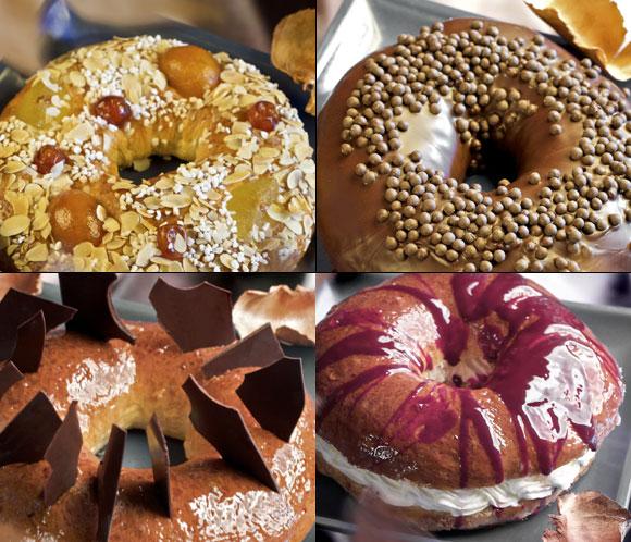 De yogur, de café, al cava… ¿te atreves este año con un roscón diferente?