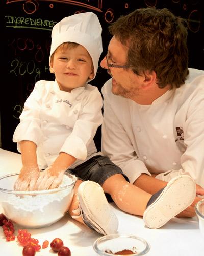 Cocina infantil: entre fogones con… 'El mejor chef del mundo'