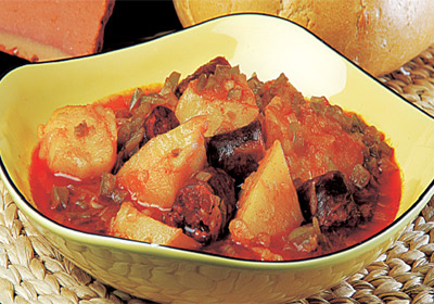 Cocina tradicional: Hoy comemos… patatas a la riojana