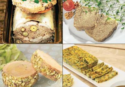Terrinas: un plato, mil posibilidades