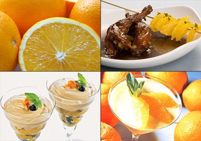 Recetas de temporada: deliciosas ideas 'a la naranja'