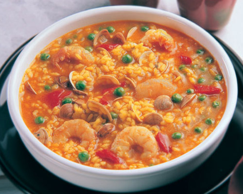 El arroz: un alimento, cuatro texturas