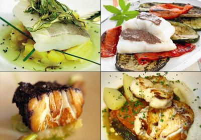Combinaciones que funcionan: pescado + aceitunas negras