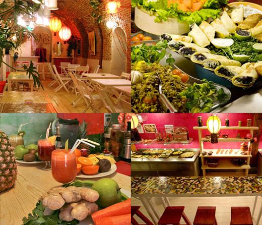 Recetas vegetales un delicioso mundo de sabores y texturas - Escuela de cocina vegetariana ...