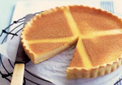 Hoy, de postre… ¿tarta o natillas? ¡Las dos cosas a la vez!