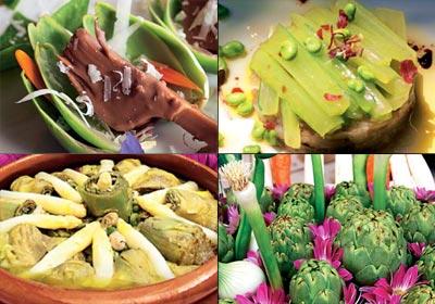 Recetas con verduras: ¡exquisita huerta navarra!