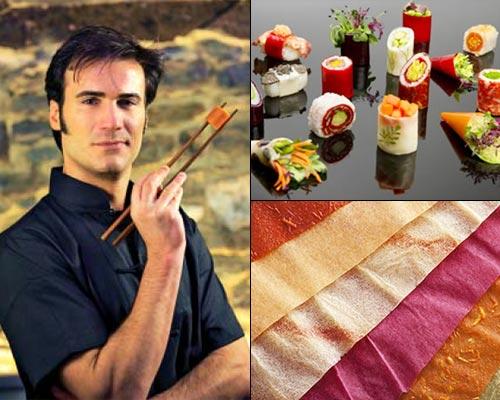 Cocina 'japo' con sabor mediterráneo