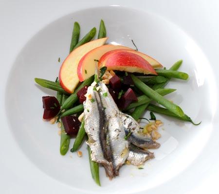 Cocina con fruta: cuatro platos, un ingrediente común