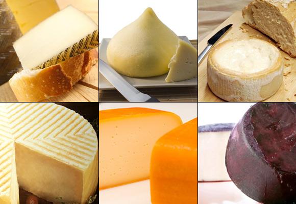 Idiazabal, Cabrales, Mahón, Torta del Casar… ¿cuál es tu queso español favorito?