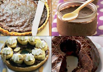 Repostería: ¡Caprichos de chocolate!